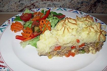 Hackfleisch mit Kartoffelkruste 1