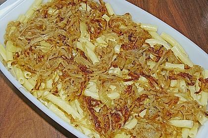 Töginger Makkaroni - Kartoffel - Auflauf 1
