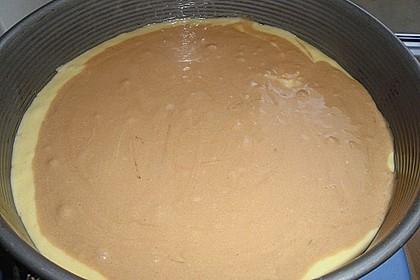 Pfirsich - Vanille - Torte 33