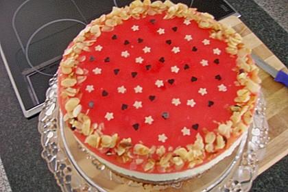 Pfirsich - Vanille - Torte 19