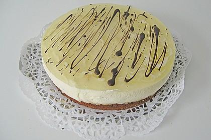 Pfirsich - Vanille - Torte 17