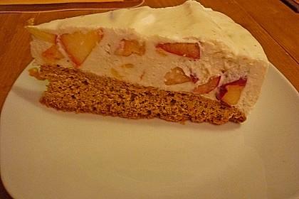 Pfirsich - Vanille - Torte 29