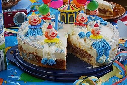 Pfirsich - Vanille - Torte 11
