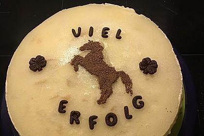 Pfirsich - Vanille - Torte 15