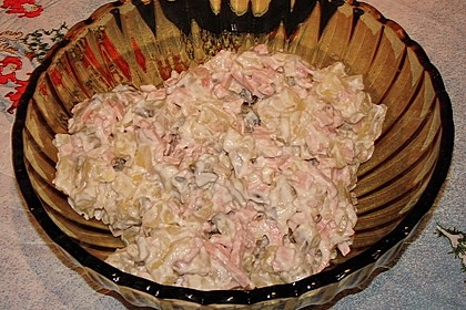 Schlesischer Kartoffelsalat 2
