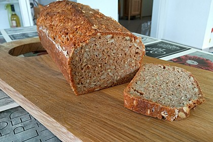 Saftiges Vollkornbrot 139