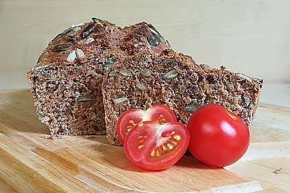 Saftiges Vollkornbrot 37