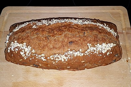 Saftiges Vollkornbrot 12