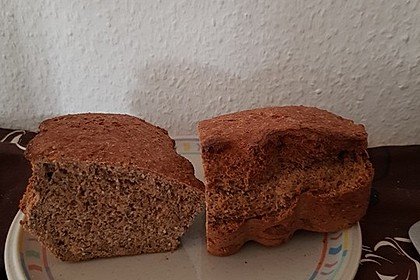 Saftiges Vollkornbrot 157
