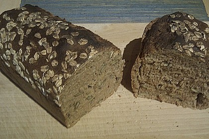 Saftiges Vollkornbrot 339
