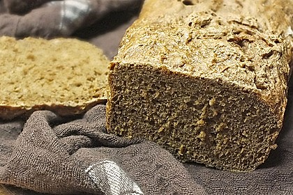Saftiges Vollkornbrot 189