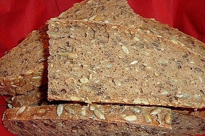 Saftiges Vollkornbrot 26