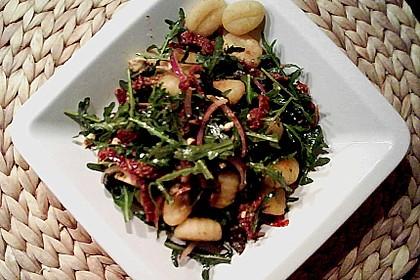 Lauwarmer Gnocchi - Salat 1