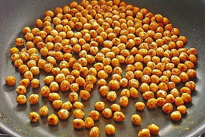 Geröstete Snack - Kichererbsen 1
