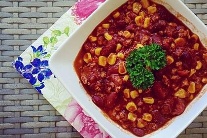 Chili Con Carne Mit Schokolade Ein Beliebtes Rezept Chefkoch