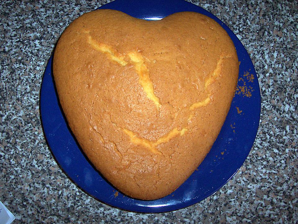 Herz Kuchen Von Schlemmerin85 Chefkoch De