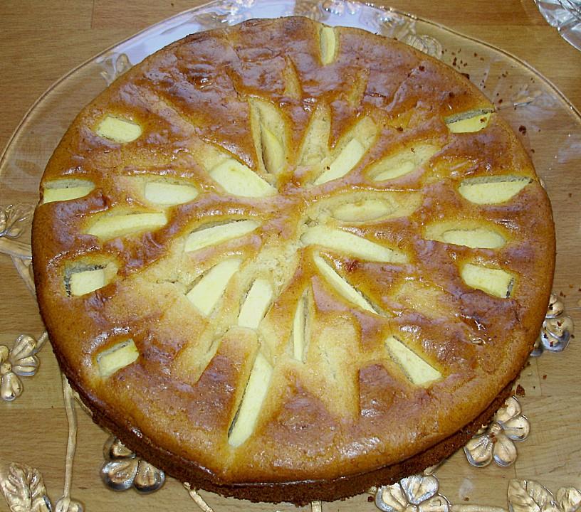 Apfel Kokos Kuchen Von Muhriel Chefkoch De
