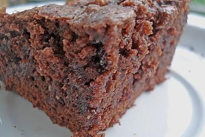 Marzipan - Brownies 20