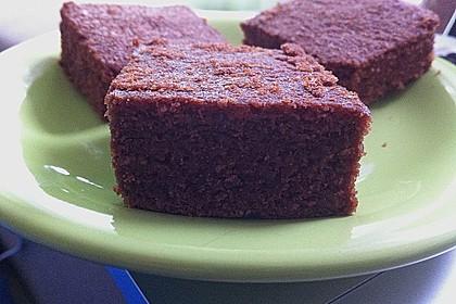 Marzipan - Brownies 6