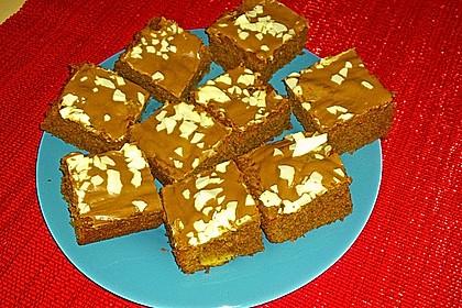 Marzipan - Brownies 14
