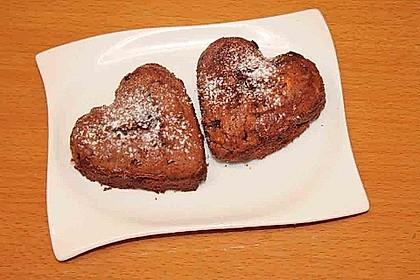 Marzipan - Brownies 4