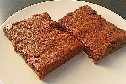 Marzipan - Brownies 5
