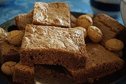 Marzipan - Brownies 10