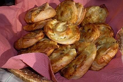 Hüttenkäse - Schnecken 9