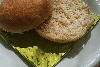 Englische Muffins 1