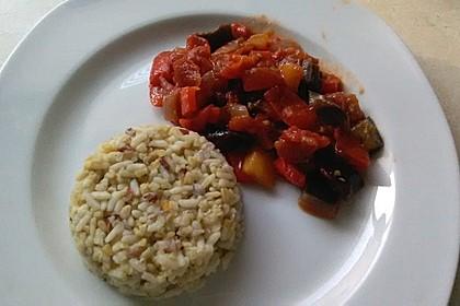 Auberginen - Tomaten - Paprika - Gemüse 4