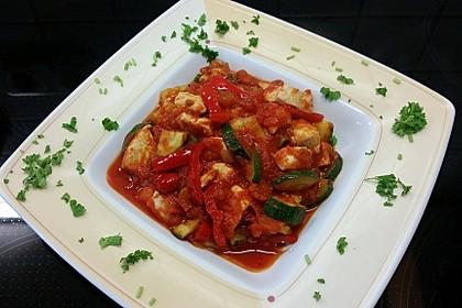 Auberginen - Tomaten - Paprika - Gemüse 5