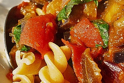 Auberginen - Tomaten - Paprika - Gemüse 1