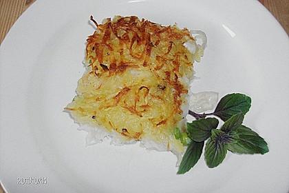 Fisch - Auflauf mit Kartoffelkruste 3