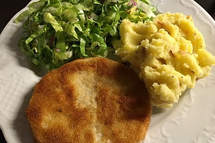 Panierte Sellerieschnitzel
