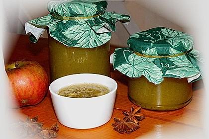 Apfel - Rhabarber - Marmelade 1