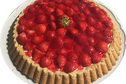 Erdbeer - Mascarpone - Kuchen 8