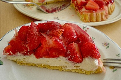 Erdbeer - Mascarpone - Kuchen 56