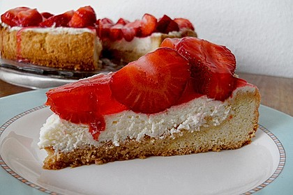 Erdbeer - Mascarpone - Kuchen 27