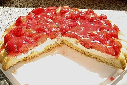 Erdbeer - Mascarpone - Kuchen 46