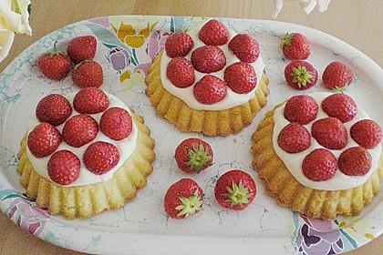 Erdbeer - Mascarpone - Kuchen 26