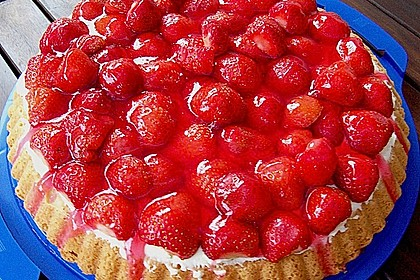 Erdbeer - Mascarpone - Kuchen 44