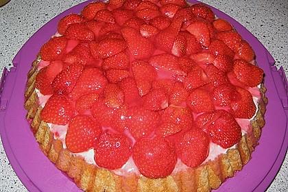 Erdbeer - Mascarpone - Kuchen 40