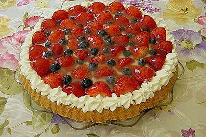 Erdbeer - Mascarpone - Kuchen 3