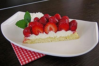 Erdbeer - Mascarpone - Kuchen 1