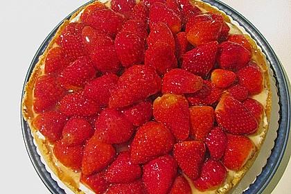 Erdbeer - Mascarpone - Kuchen 50