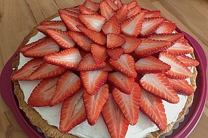 Erdbeer - Mascarpone - Kuchen 12