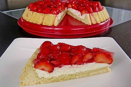Erdbeer - Mascarpone - Kuchen 17
