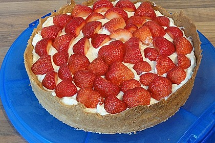 Erdbeer - Mascarpone - Kuchen 49