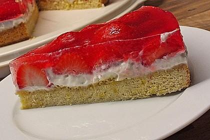 Erdbeer - Mascarpone - Kuchen 11