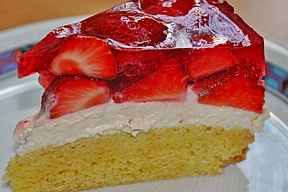 Erdbeer - Mascarpone - Kuchen 18